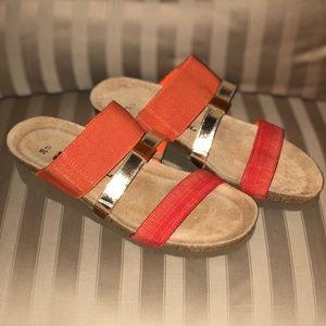 NAOT Sandals NWOT - Size 7 (38)